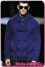 зимнем гардеробе - особенно актуальны сегодня объемные модели крупной...