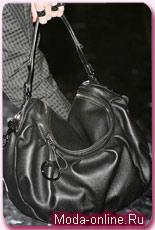 Основные тренды осенне-зимних сумок 2009-2010 годов: часть первая.