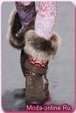 Неделя моды в Нью-Йорке: коллекции осенне-зимнего сезона...