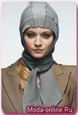 ...головных уборах: капорах, матерчатых кепках и вязаных шапочках.