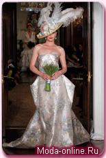 Что надеть на осеннюю свадьбу?