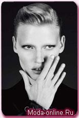 Лара Стоун – новое лицо Calvin Klein