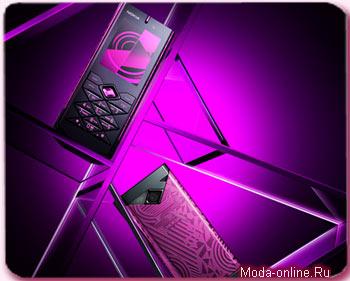 Модные штучки: телефон Nokia 7900 Crystal Prism