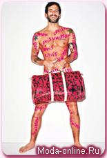Новая коллекция Марка Джейкобса для Louis Vuitton