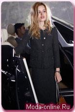 Дочь Мика Джаггера представила круизную коллекцию Chanel