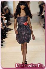 Супер-гламурная коллекция Кристиана Лакруа на Неделе Моды в Париже