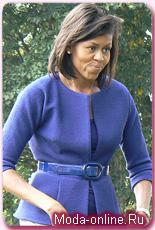 Мишель Обама привнесет элегантность и стиль в Белый дом
