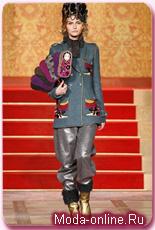 Chanel провел показ, посвященный России