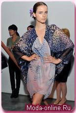 Мариос Шваб представил дебютную летнюю коллекцию для Halston