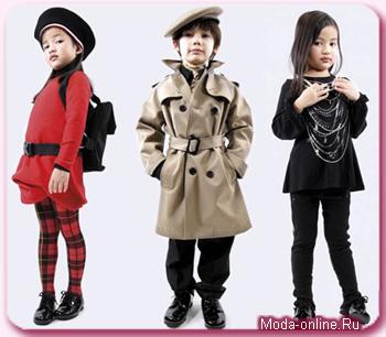 Жан Поль Готье представил свою первую коллекцию для детей. Мода