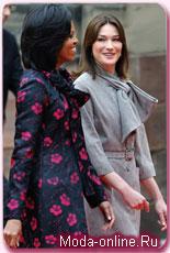 Оскар де ла Рента раскритиковал выбор одежды Мишель Обама