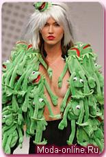 Маппет-шоу на неделе моды в Париже