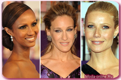 Тенденции красоты на церемонии CFDA 2010: мейк-ап без мейк-апа и летний smoky eyes