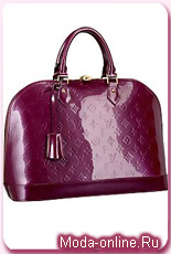 Коллекция Louis Vuitton Alma Vernis