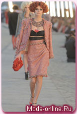 Демонстрация круизной коллекции Chanel прошла в Венеции
