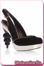 Новое модное увлечение – декорированные каблуки