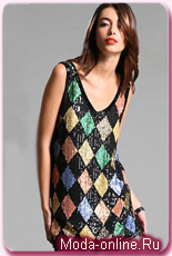 Выбирайте блестящие наряды для предстоящего сезона вечеринок