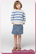 Стела МакКартни представила свою новую коллекцию детской одежды