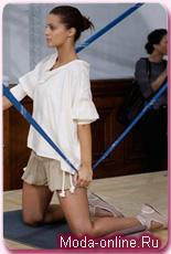 Стелла Маккартни представила свою последнюю коллекцию на Неделе Моды в Лондоне