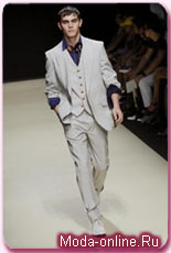 Vivienne Westwood создает коллекцию для мужчин!