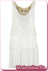 Маленькое белое платье - обновление классического тренда
