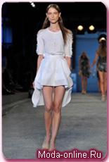 Нью-йоркская Неделя моды: белый покоряет подиумы