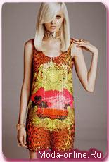 Донателла Версаче ( Donatella Versace) для H&M